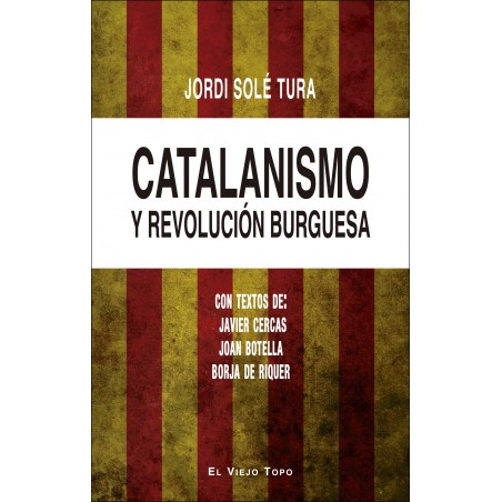 Catalanismo y revolución burguesa